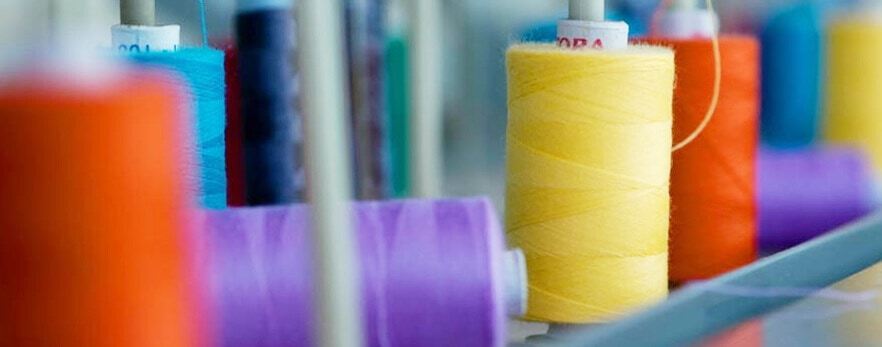 Textiles, Tailor-made colours