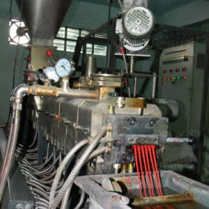 Lab-Model-Twin-Screw-Extruder