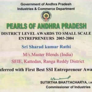 Pearls of Andhra Pradesh