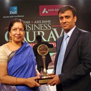 Business Gaurav SME Award